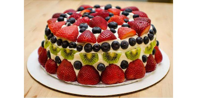 Mix Fruit Cake (1/2 Kg)
