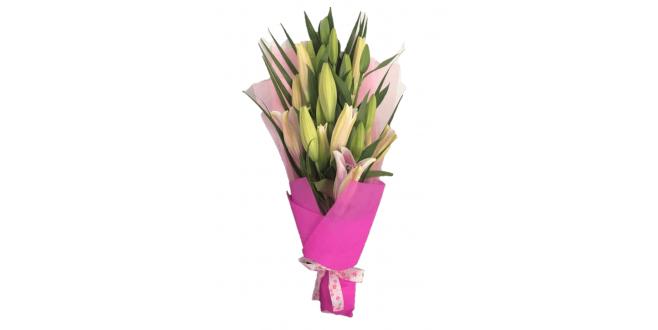 Pretty Pink Lily - Valentine's Special