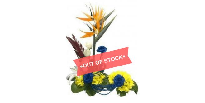 Breathtaking Flower Basket