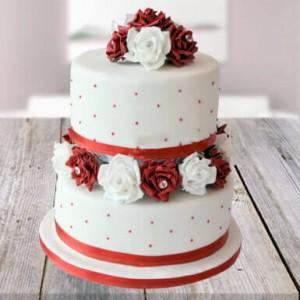 Vanilla Beauty Cake(3KG)
