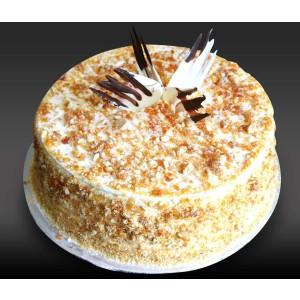 Butterscotch Cake (1/2 Kg)